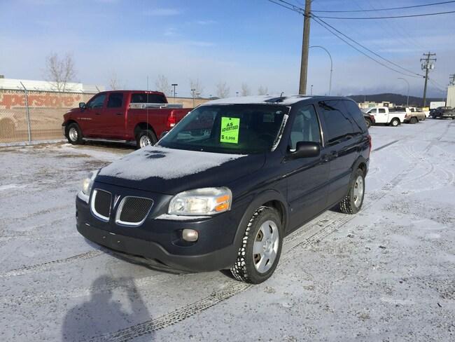 2c052a16f3 Used 2009 Pontiac Montana SV6 For Sale