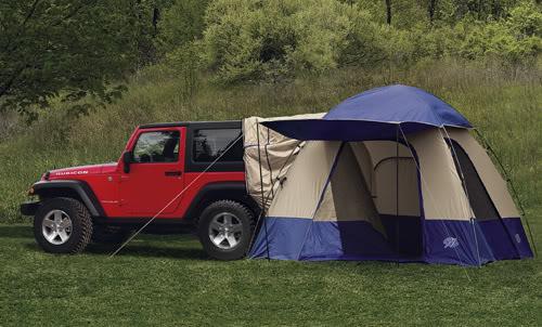 Jeep Tents In Cranbrook BC & Cranbrook Dodge | Jeep Tent | Cranbrook BC