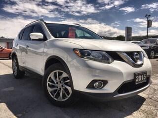 2015 Nissan Rogue SL AWD SUV