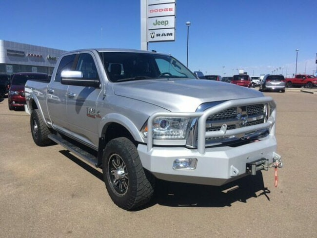 2013 Ram 3500 Laramie Diesel Truck Crew Cab