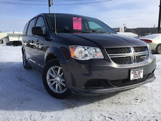 2016 Dodge Grand Caravan SXT Plus DVD Van