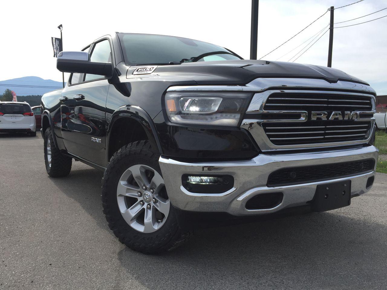 2019 Ram 1500 Laramie Quad 4x4 Truck Quad Cab