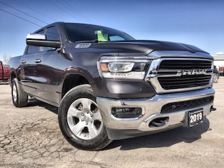 2019 Ram 1500 Big Horn 4x4 Camion cabine Crew