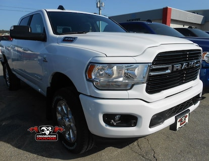 Used 2019 Ram New 3500 Big Horn Sport For Sale | Cranbrook BC