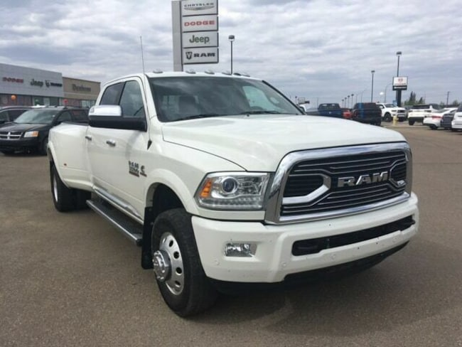 2016 Ram 3500 Limited Diesel Dually Truck Crew Cab