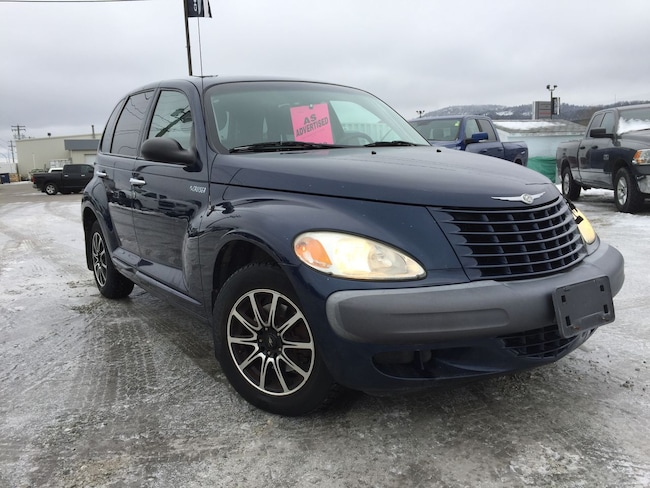 2001 Chrysler PT Cruiser . SUV