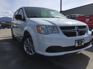2014 Dodge Grand Caravan SXT Plus DVD Van