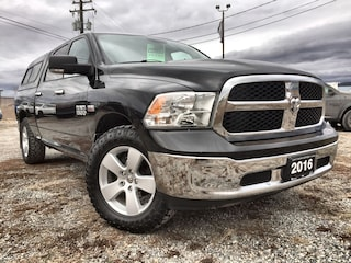 2016 Ram 1500 ---SOLD--- Camion cabine Crew