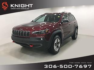 2019 Jeep Cherokee Trailhawk Elite 4x4 Turbo | Sunroof | Navigation Trailhawk Elite 4x4