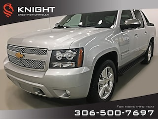 2010 Chevrolet Avalanche LTZ Crew Cab | Leather 4WD Crew Cab LTZ