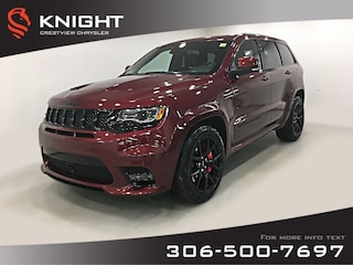 2019 Jeep Grand Cherokee SRT 6.4L Hemi | Sunroof | Navigation SRT 4x4