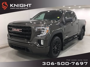 2019 GMC Sierra 1500 Elevation Double Cab | Turbo | 4WD Double Cab 147 Elevation
