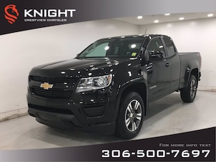 2018 Chevrolet Colorado 4WD Work Truck Ext Cab Truck