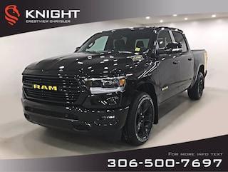 2020 Ram 1500 Big Horn Night Edition Truck Crew Cab