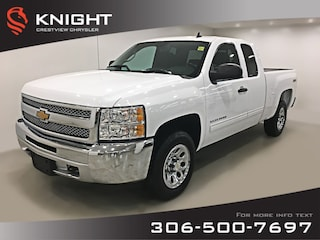 2012 Chevrolet Silverado 1500 LT Extended Cab | 4WD Ext Cab 143.5 LT