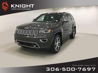 2019 Jeep Grand Cherokee Overland SUV