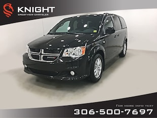 2019 Dodge Grand Caravan 35th Anniversary Edition Van