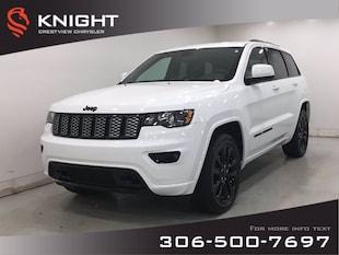 2019 Jeep Grand Cherokee Altitude | Leather | Navigation | Altitude 4x4