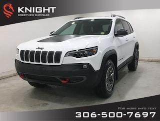 2020 Jeep Cherokee Trailhawk Elite SUV