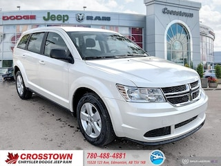 New 2019 Dodge Journey Canada Value Pkg Canada Value Pkg FWD 3C4PDCAB2KT773093 for sale near you in Edmonton, AB