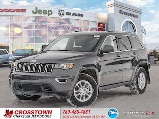 New 2018 Jeep Grand Cherokee Laredo SUV 1C4RJFAG0JC375051 for sale near you in Edmonton, AB