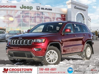 New 2019 Jeep Grand Cherokee Laredo SUV 1C4RJFAG7KC680404 for sale near you in Edmonton, AB