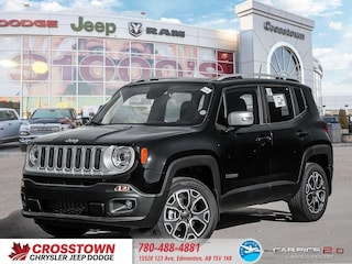 New 2018 Jeep Renegade Limited Limited 4x4 ZACCJBDB8JPH90788 for sale near you in Edmonton, AB