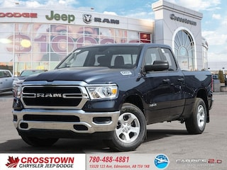 New 2019 Ram All-New 1500 SXT Truck Quad Cab 1C6SRFCT5KN569690 for sale near you in Edmonton, AB