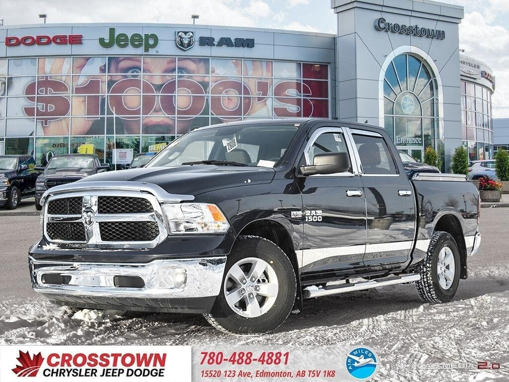 Featured 2018 Ram 1500 SLT Truck Crew Cab for sale near you in Edmonton, AB