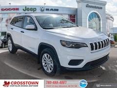 2020 Jeep Cherokee Sport Sport 4x4
