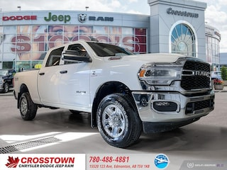 New 2019 Ram 2500 Tradesman Tradesman 4x4 Crew Cab 64 Box 3C6UR5CL4KG665483 for sale near you in Edmonton, AB