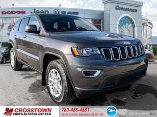 New 2020 Jeep Grand Cherokee Laredo Laredo 4x4 1C4RJFAGXLC167522 for sale near you in Edmonton, AB