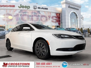 Used 2016 Chrysler 200 LX Sedan 1C3CCCFB5GN118464 for sale near you in Edmonton, AB