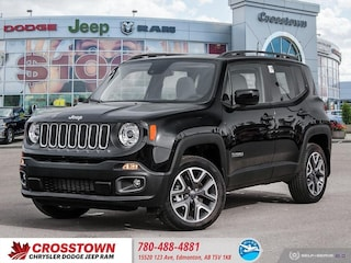 New 2018 Jeep Renegade North North 4x4 ZACCJBBB3JPH70810 for sale near you in Edmonton, AB