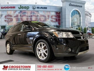 Used 2013 Dodge Journey R/T SUV 3C4PDDFG0DT504877 for sale near you in Edmonton, AB