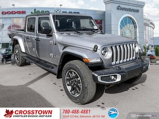 New 2020 Jeep Gladiator Overland Overland 4x4 1C6HJTFG7LL104839 for sale near you in Edmonton, AB