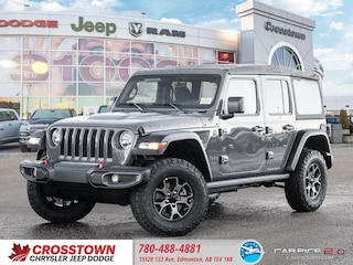 New 2018 Jeep All-New Wrangler Unlimited Rubicon SUV 1C4HJXFG1JW311934 for sale near you in Edmonton, AB