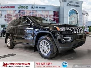 New 2020 Jeep Grand Cherokee Laredo Laredo 4x4 1C4RJFAG5LC167511 for sale near you in Edmonton, AB