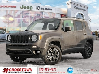 New 2018 Jeep Renegade Upland Edition SUV ZACCJBAB2JPJ14127 for sale near you in Edmonton, AB