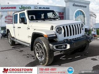 New 2020 Jeep Gladiator Overland Overland 4x4 1C6HJTFG2LL132953 for sale near you in Edmonton, AB