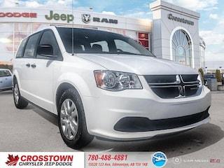 New 2019 Dodge Grand Caravan Canada Value Package Van 2C4RDGBG2KR715823 for sale near you in Edmonton, AB