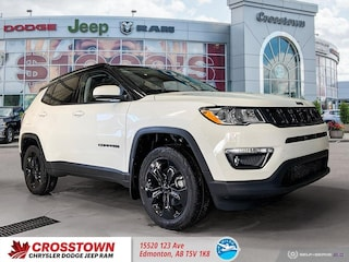 New 2020 Jeep Compass Altitude Altitude 4x4 3C4NJDBB7LT156505 for sale near you in Edmonton, AB