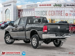 New 2018 Ram 2500 SLT Truck Crew Cab 3C6UR5DL0JG394385 for sale near you in Edmonton, AB