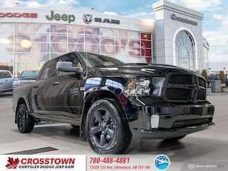 New 2019 Ram 1500 Classic Express Express 4x4 Crew Cab 57 Box 3C6RR7KT9KG617674 for sale near you in Edmonton, AB