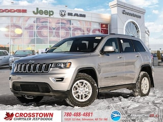 New 2019 Jeep Grand Cherokee Laredo SUV 1C4RJFAGXKC680395 for sale near you in Edmonton, AB
