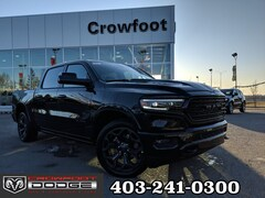 New 2020 Ram 1500 Limited Truck Crew Cab 1C6SRFHT2LN161755 for sale in Calgary, AB