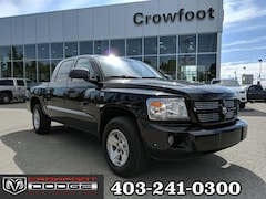 Used 2010 Dodge Dakota SXT 4.7L V8 CREWCAB 4X4 Truck Crew Cab 1D7CW3GP9AS159062 for sale in Calgary, Alberta