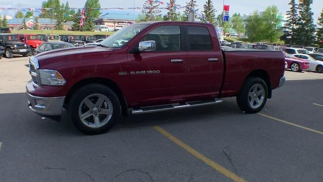 Used 2011 Dodge Ram 1500 For Sale in Calgary, AB |Nnear Airdrie, Okotoks, &  High River, AB | VIN: 1D7RV1GT0BS603882