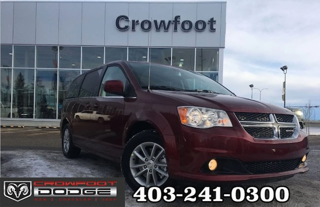 Used 2019 Dodge Grand Caravan Premium Plus Van Calgary, AB