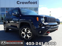 Used 2019 Jeep Renegade TRAILHAWK
